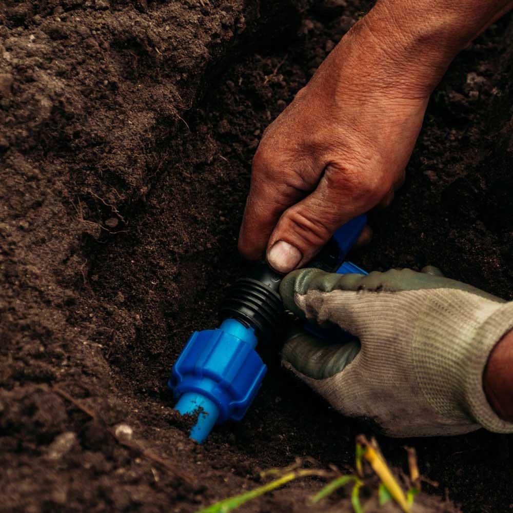 Irrigation Installation Service