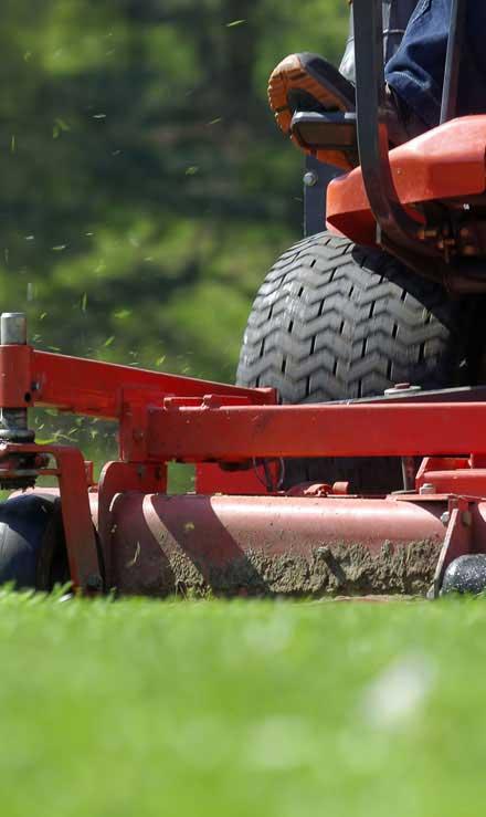 Losey's Lawn & Landscape, Inc. Commercial Lawn Mowing