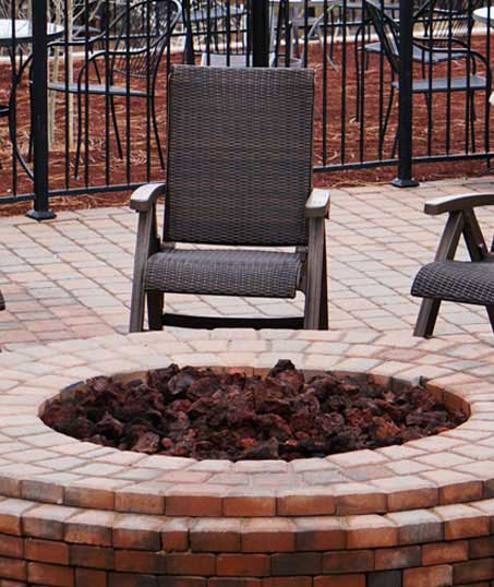 Losey's Lawn & Landscape, Inc. Outdoor Fire Pits