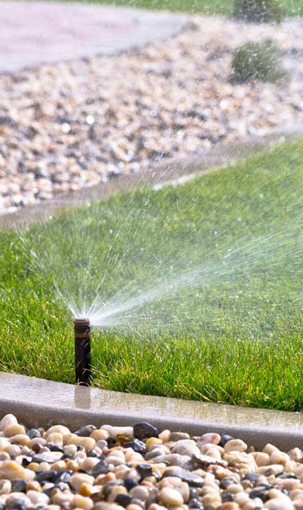 Losey's Lawn & Landscape, Inc. Sprinkler System Repairs