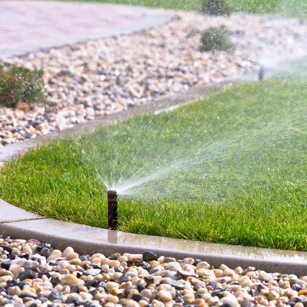 Irrigation System Repairs Service