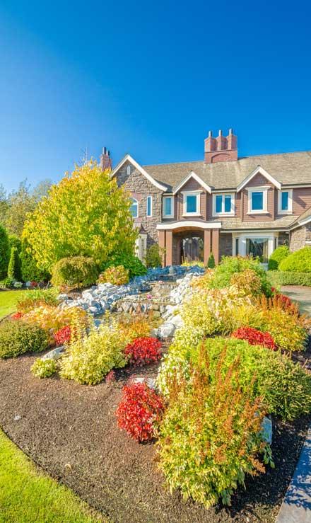 Losey's Lawn & Landscape, Inc. Landscape Design
