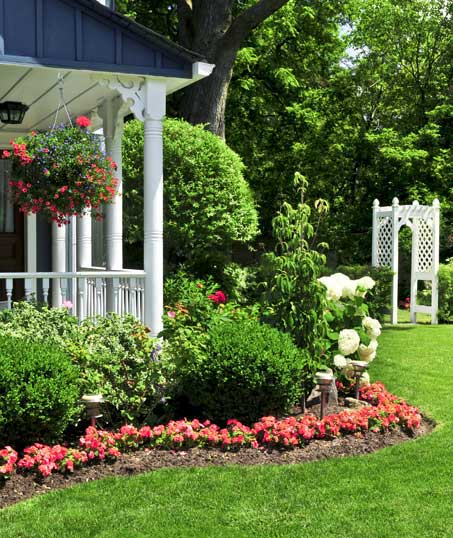 Losey's Lawn & Landscape, Inc. Residential Landscaping