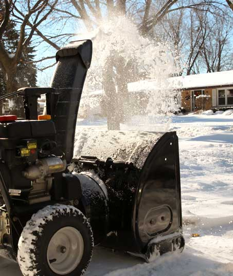 Losey's Lawn & Landscape, Inc. Residential Snow Removal